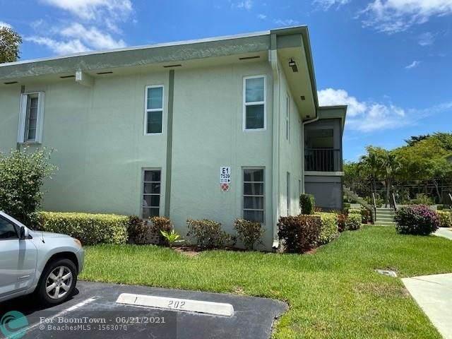 7539 S Oriole Blvd #101, Delray Beach, FL 33446 (#F10289823) :: The Power of 2 | Century 21 Tenace Realty