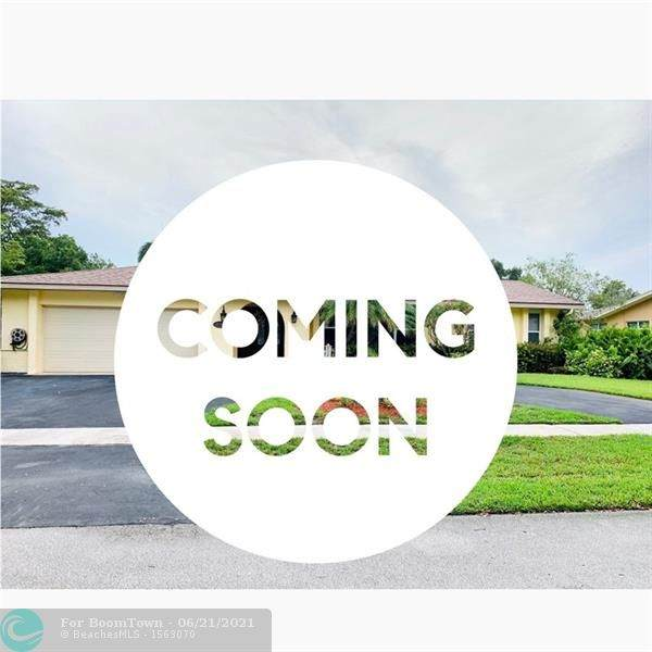 1900 SW 67th Ave, Plantation, FL 33317 (MLS #F10289851) :: THE BANNON GROUP at RE/MAX CONSULTANTS REALTY I