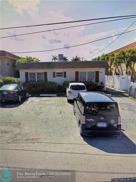 231 SE 9th Ave, Pompano Beach, FL 33060 (#F10289919) :: Heather Towe | Keller Williams Jupiter