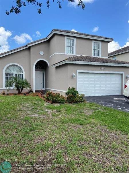 1813 NW 3rd St, Pompano Beach, FL 33069 (#F10290800) :: Heather Towe | Keller Williams Jupiter