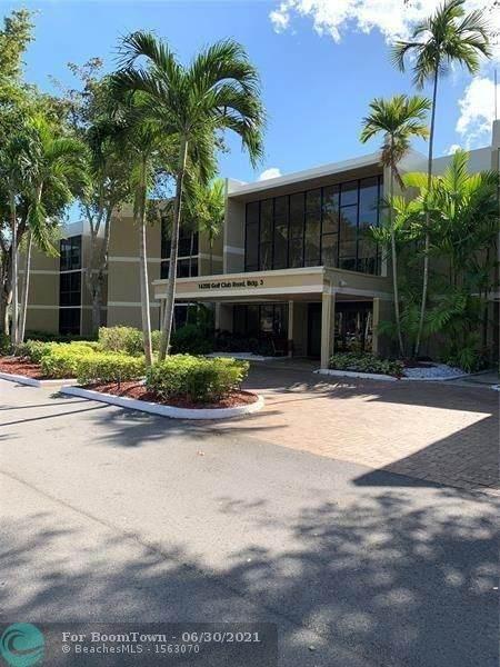 16200 Golf Club Rd #204, Weston, FL 33326 (#F10290940) :: DO Homes Group