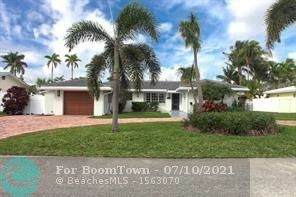 2465 NE 21st Ave, Lighthouse Point, FL 33064 (MLS #F10291465) :: Berkshire Hathaway HomeServices EWM Realty