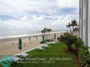 3750 Galt Ocean Dr #409, Fort Lauderdale, FL 33308 (#F10291495) :: Dalton Wade