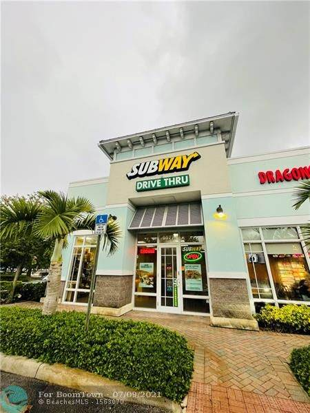 5577 W Oakland Park Blvd, Lauderhill, FL 33313 (#F10292286) :: Treasure Property Group