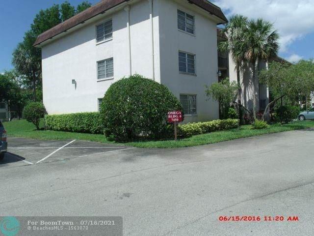 7450 NW 17th St #301, Plantation, FL 33313 (#F10292579) :: Dalton Wade