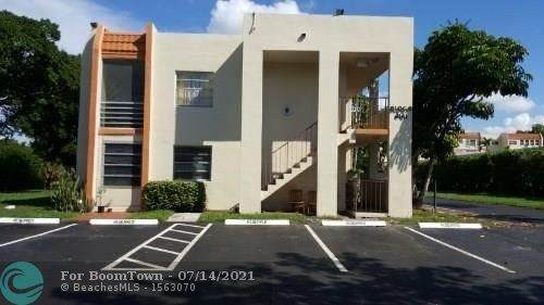 4141 NW 21 #101, Lauderhill, FL 33313 (MLS #F10293017) :: GK Realty Group LLC