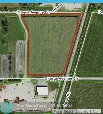 500 Orange Avenue Circle, Belle Glade, FL 33430 (MLS #F10293532) :: GK Realty Group LLC