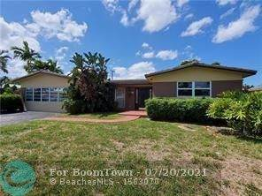 4905 Harrison St, Hollywood, FL 33021 (MLS #F10293699) :: The Howland Group