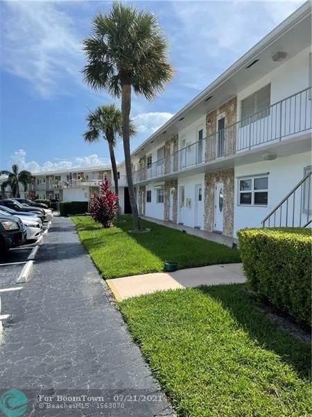 2701 E Golf Blvd #1015, Pompano Beach, FL 33064 (#F10293921) :: Dalton Wade