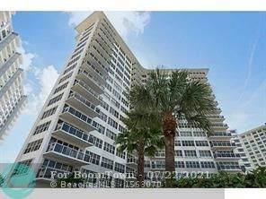 3700 Galt Ocean Dr #315, Fort Lauderdale, FL 33308 (MLS #F10294029) :: Berkshire Hathaway HomeServices EWM Realty