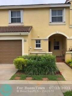 16868 SW 1st Mnr #16868, Pembroke Pines, FL 33027 (#F10294114) :: Dalton Wade