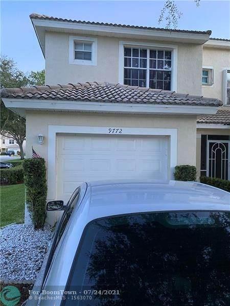 9772 Porta Leona Ln #9772, Boynton Beach, FL 33472 (MLS #F10294132) :: Green Realty Properties