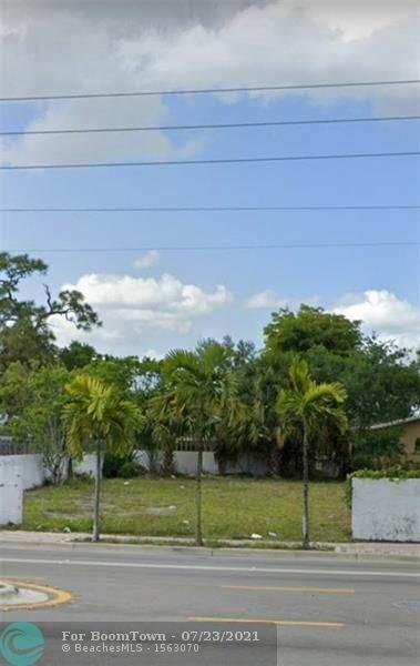 2133 NW 6th St, Fort Lauderdale, FL 33311 (#F10294134) :: Dalton Wade