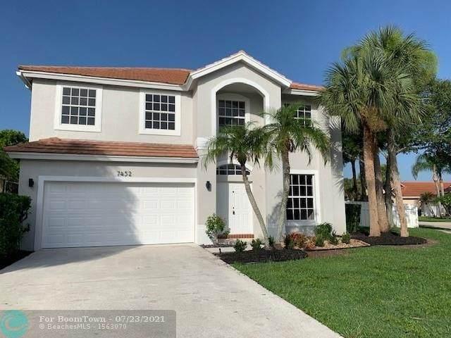 7452 Oakboro Drive, Lake Worth Beach, FL 33467 (#F10294146) :: DO Homes Group