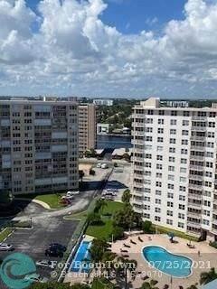 305 N Pompano Beach Blvd #1502, Pompano Beach, FL 33062 (MLS #F10294330) :: Castelli Real Estate Services