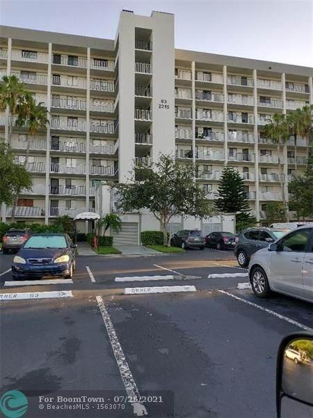 2215 Cypress Island Drive #208, Pompano Beach, FL 33069 (MLS #F10294375) :: The Howland Group