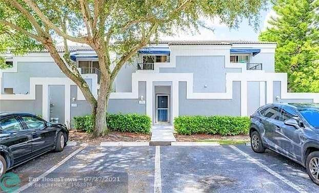 2310 SW 82 Ter #2310, North Lauderdale, FL 33068 (#F10294516) :: Ryan Jennings Group