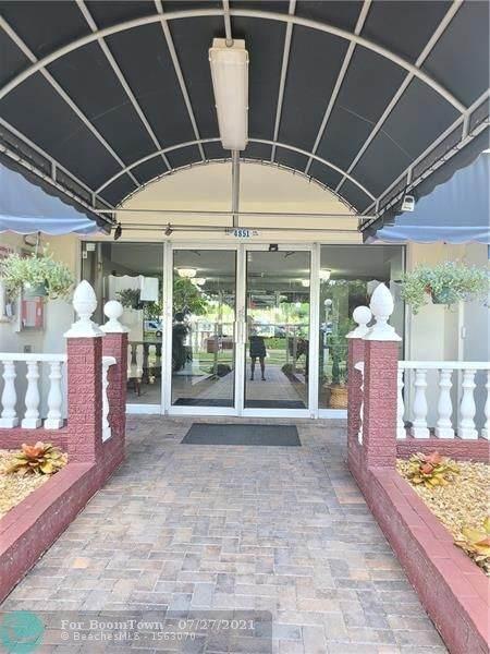 4851 NW 21st St #502, Lauderhill, FL 33313 (MLS #F10294654) :: Patty Accorto Team