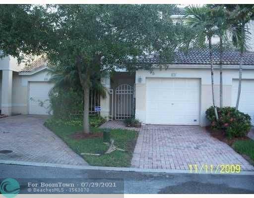 646 NW 170TH TE #646, Pembroke Pines, FL 33028 (MLS #F10294735) :: Green Realty Properties
