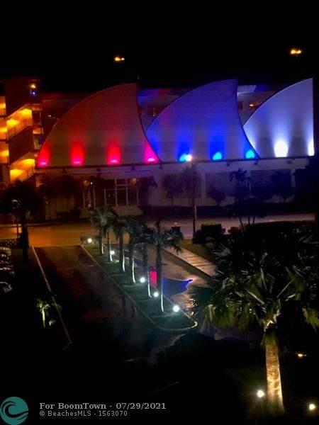 201 N Ocean Blvd #503, Pompano Beach, FL 33062 (MLS #F10294838) :: Castelli Real Estate Services