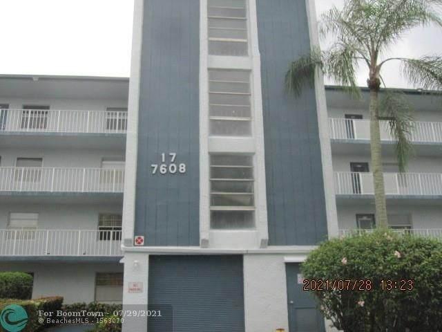 7608 NW 18th St #304, Margate, FL 33063 (#F10294840) :: Dalton Wade