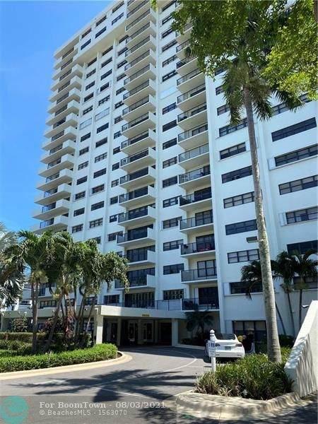 3200 Port Royale Dr #1408, Fort Lauderdale, FL 33308 (MLS #F10295362) :: Berkshire Hathaway HomeServices EWM Realty