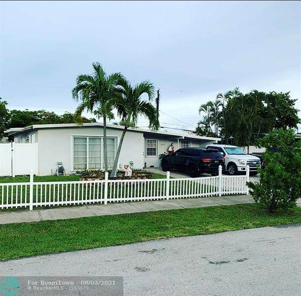 4030 NE 15th Ter, Pompano Beach, FL 33064 (MLS #F10295423) :: Berkshire Hathaway HomeServices EWM Realty