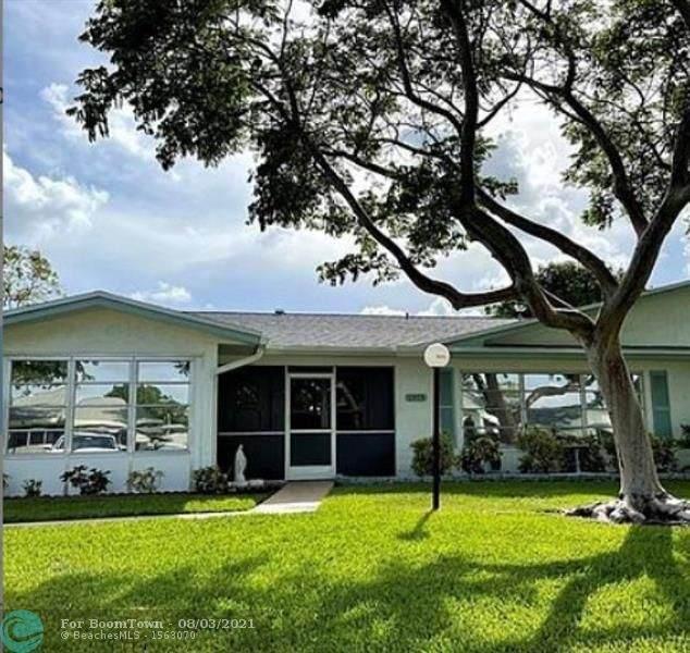 1054 NW 88th Ave B97, Plantation, FL 33322 (MLS #F10295536) :: Green Realty Properties