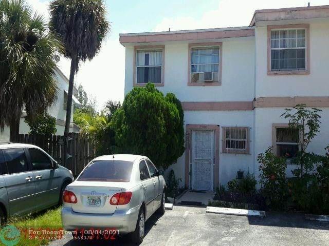 7900 SW 9th St, North Lauderdale, FL 33068 (#F10295699) :: Ryan Jennings Group