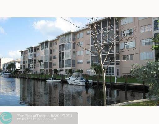 1481 S Ocean Blvd 302E, Pompano Beach, FL 33062 (#F10295709) :: Treasure Property Group