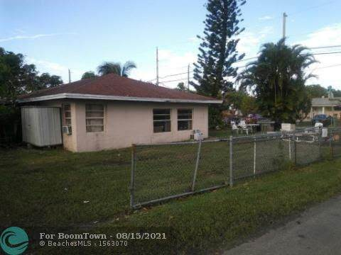 10702 NW 18th Ave, Miami, FL 33167 (#F10297086) :: The Reynolds Team | Compass