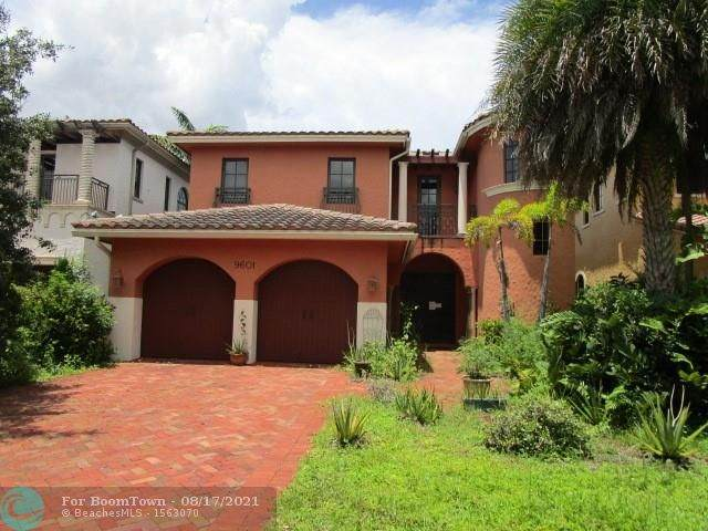9601 Kenley Ct, Parkland, FL 33076 (MLS #F10297381) :: GK Realty Group LLC