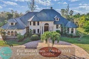 6620 Holmberg Rd, Parkland, FL 33067 (MLS #F10297462) :: Castelli Real Estate Services