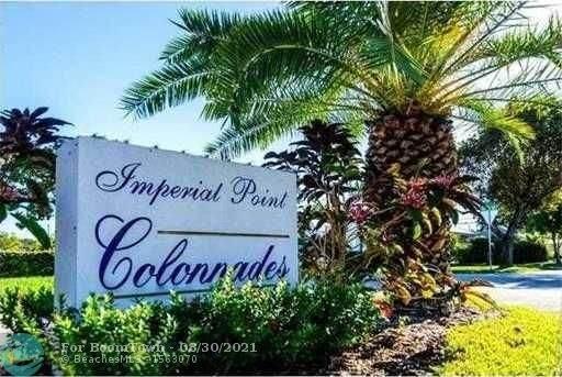 2260 NE 67th St #1730, Fort Lauderdale, FL 33308 (MLS #F10297974) :: GK Realty Group LLC