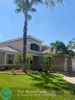 19060 SW 7th St, Pembroke Pines, FL 33029 (MLS #F10298968) :: United Realty Group