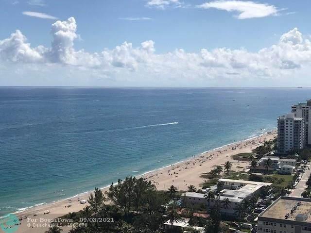 111 Briny Ave Ph18, Pompano Beach, FL 33062 (#F10299437) :: The Power of 2 | Century 21 Tenace Realty