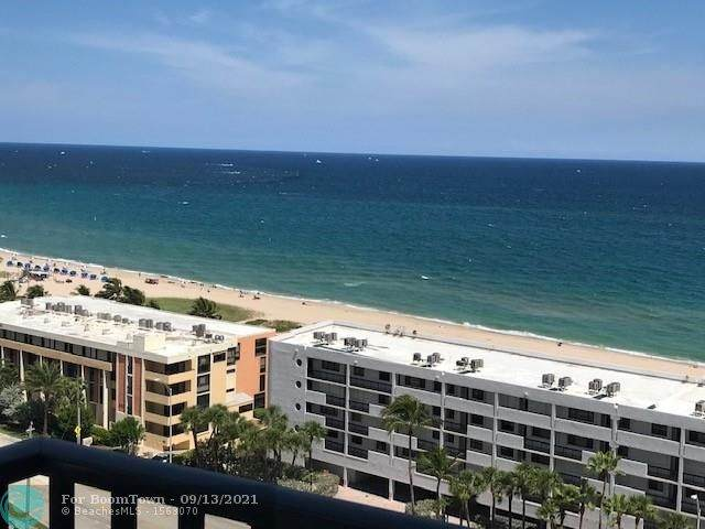 525 N Ocean Blvd #1718, Pompano Beach, FL 33062 (#F10300538) :: The Rizzuto Woodman Team