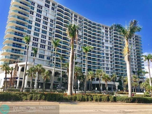 3800 E Ocean Dr #723, Hollywood, FL 33019 (#F10300841) :: Heather Towe | Keller Williams Jupiter