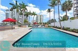 2670 E Sunrise Blvd #1115, Fort Lauderdale, FL 33304 (#F10300877) :: Ryan Jennings Group