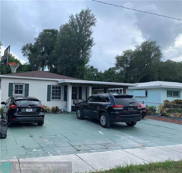 870 NE 129th St, North Miami, FL 33161 (MLS #F10301176) :: Berkshire Hathaway HomeServices EWM Realty