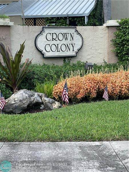 2925 Cambridge Ln #2925, Hollywood, FL 33026 (MLS #F10301213) :: Berkshire Hathaway HomeServices EWM Realty