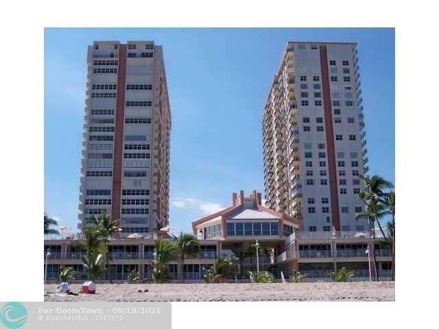 101 Briny Ave #1103, Pompano Beach, FL 33062 (MLS #F10301410) :: Castelli Real Estate Services