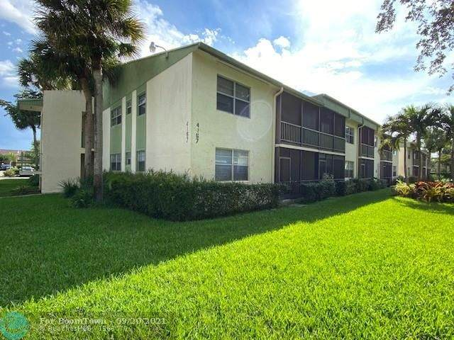 4167 NW 90th Ave #102, Coral Springs, FL 33065 (MLS #F10301492) :: GK Realty Group LLC