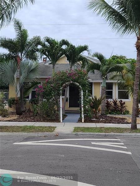 707 46th St, West Palm Beach, FL 33407 (#F10301767) :: Michael Kaufman Real Estate