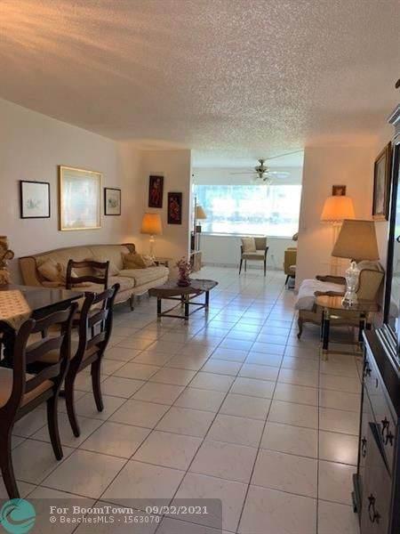 9821 Sunrise Lakes Blvd #210, Sunrise, FL 33322 (MLS #F10301844) :: Green Realty Properties