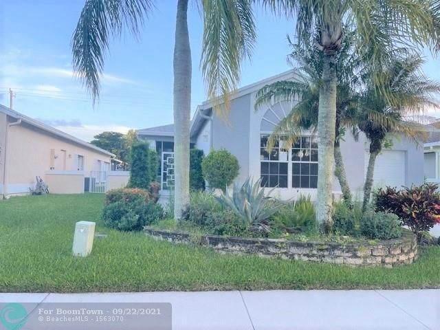 7604 Mansfield Hollow Road, Delray Beach, FL 33446 (#F10301861) :: The Rizzuto Woodman Team