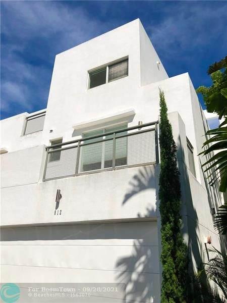 812 NE 19th Ave, Fort Lauderdale, FL 33304 (MLS #F10301866) :: Green Realty Properties