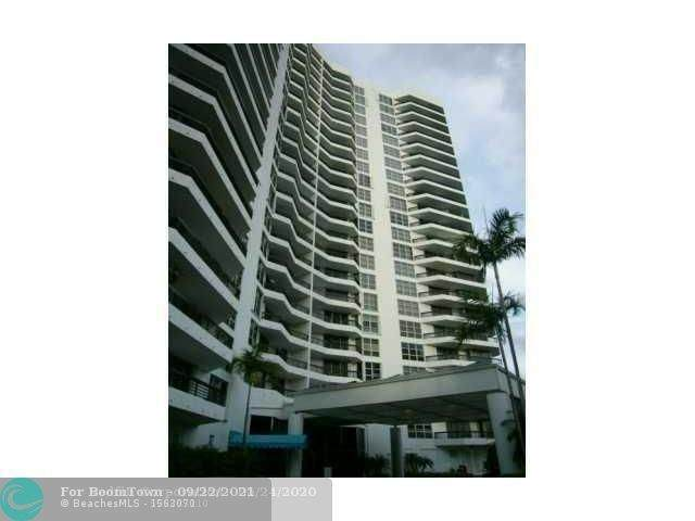 3400 NE 192 #803, Aventura, FL 33180 (MLS #F10301889) :: Berkshire Hathaway HomeServices EWM Realty