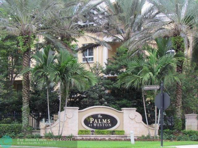16102 Emerald Estates Dr #312, Weston, FL 33331 (MLS #F10301943) :: Patty Accorto Team