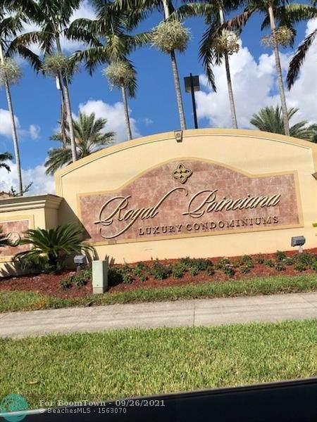 1263 SW 46th Ave #2114, Pompano Beach, FL 33069 (MLS #F10302264) :: Castelli Real Estate Services